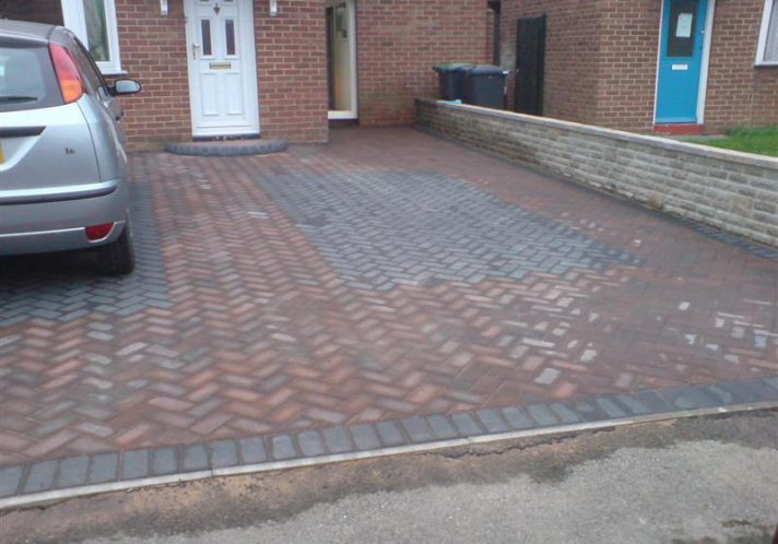 Paving and Walls