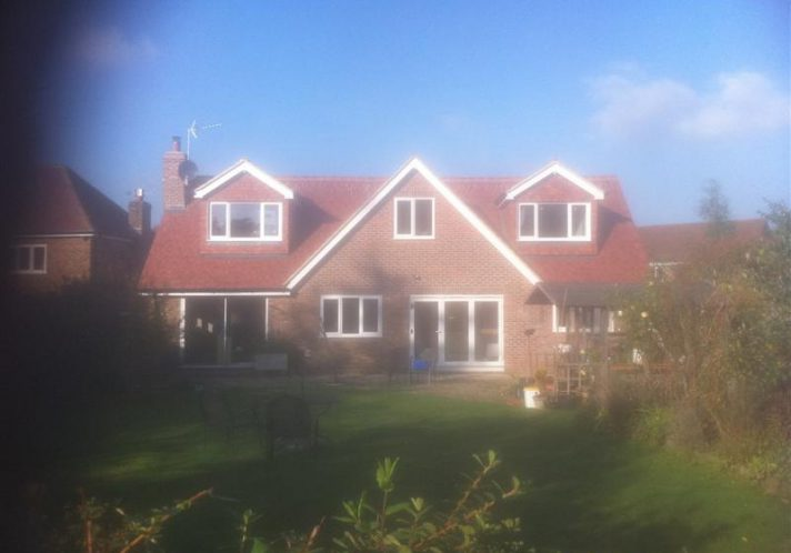 Complete Roof Extension