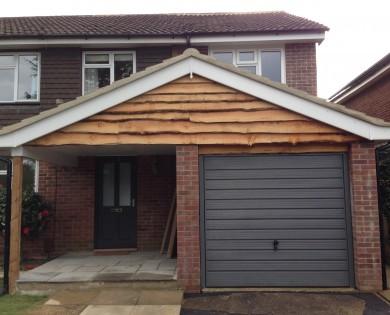 2 Storey Extension in Petersfield