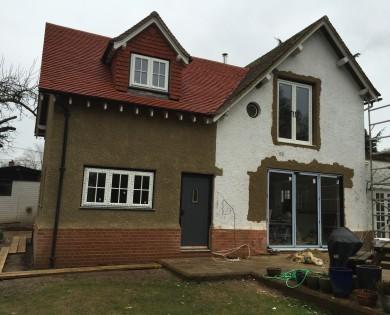 Property Refurbishment in Sheet, Hampshire.
