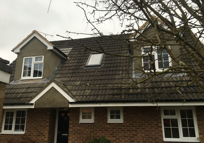 Dormers to property in Liphook
